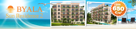 Byala Sun Residence