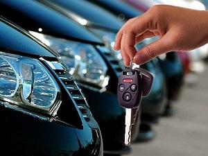 покупка и аренда машины