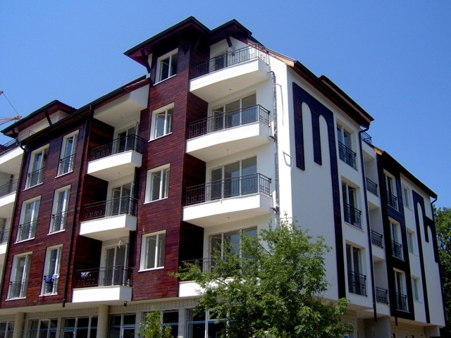 апартаменты в китене