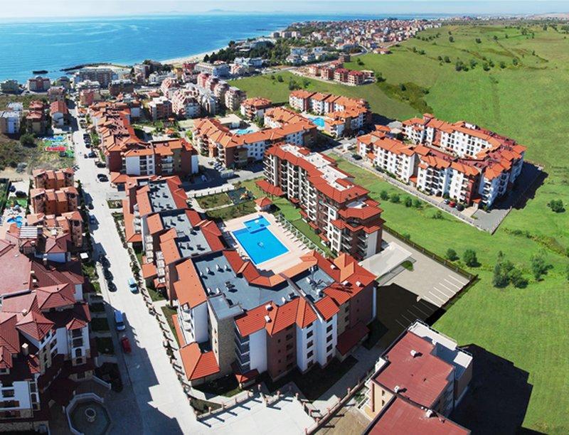 апартаменты в равде у моря