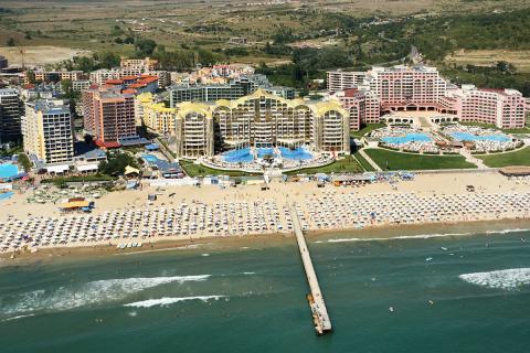 апартаменты на солнечном берегу у моря