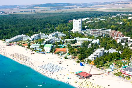 популярные курорты в болгарии