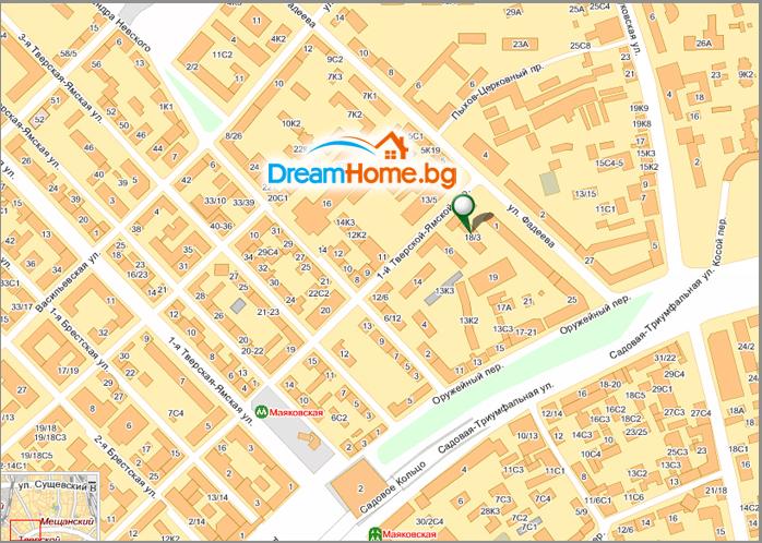 адрес dreamhome москва