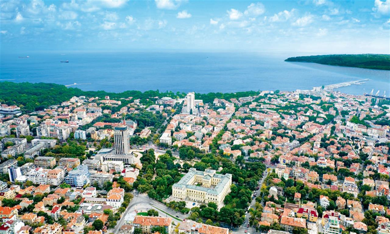 фото города варна болгария пляже