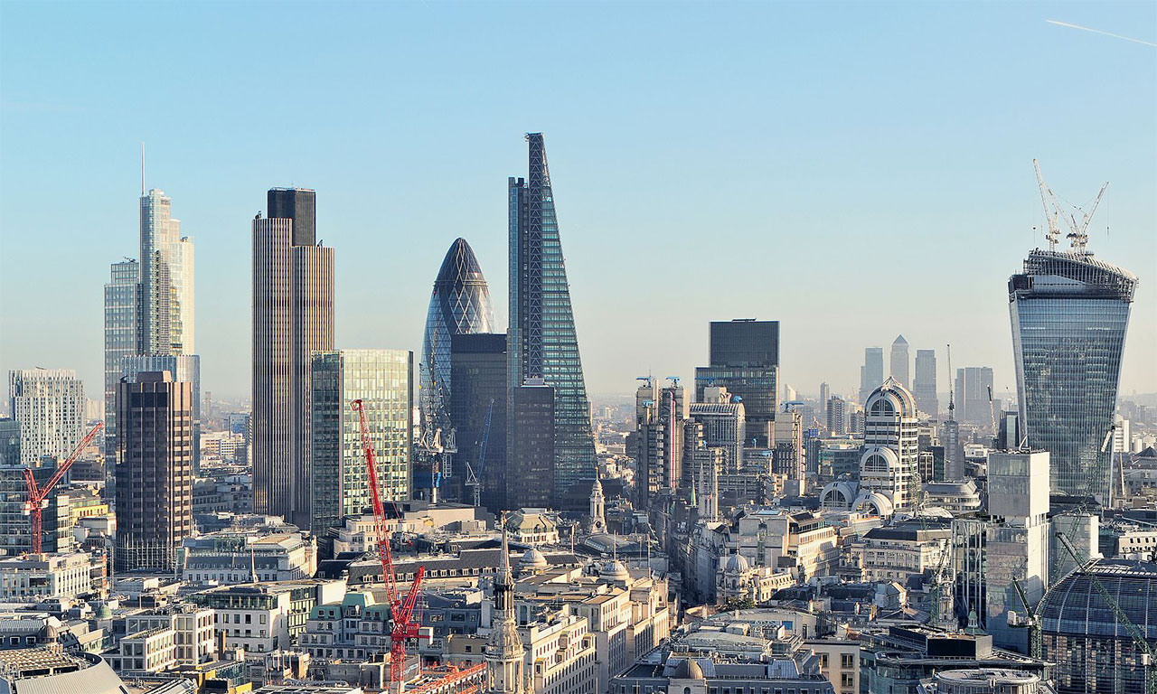 the growth of london in the