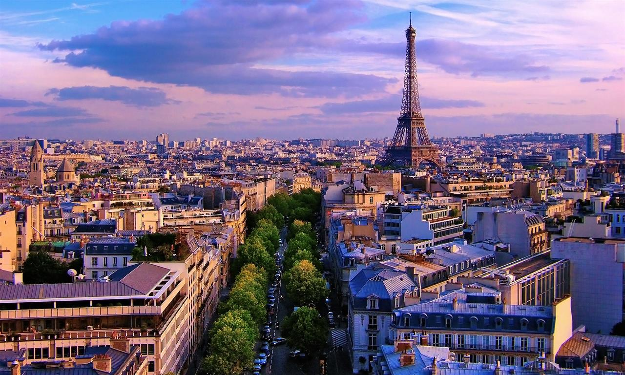 Франция картинки всего города