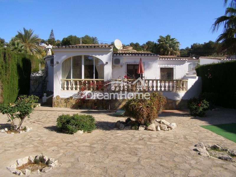 Huvila | Moraira, Valencia, Espanja | domaza.fi - ID 213817