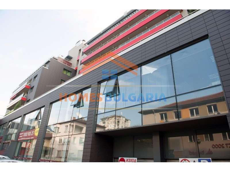 Офис в София, Център