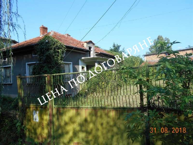 Къща с дворно място с.Орешак, обл.Ловеч