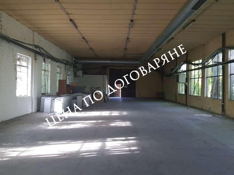 Промишлена сграда с терен гр. Пловдив