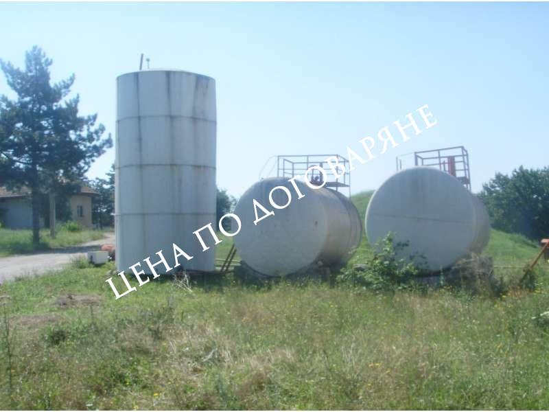 Петролна база гр.Тервел
