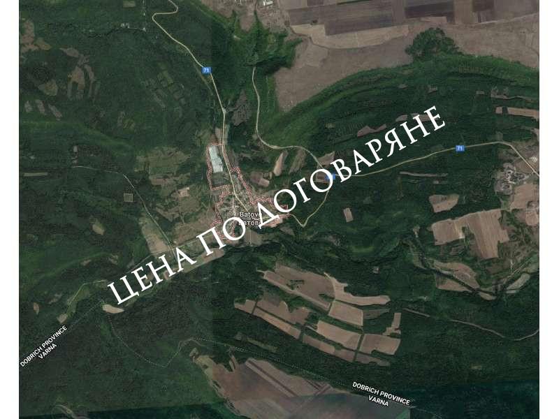 Земеделска земя с.Батово, общ. Добрич