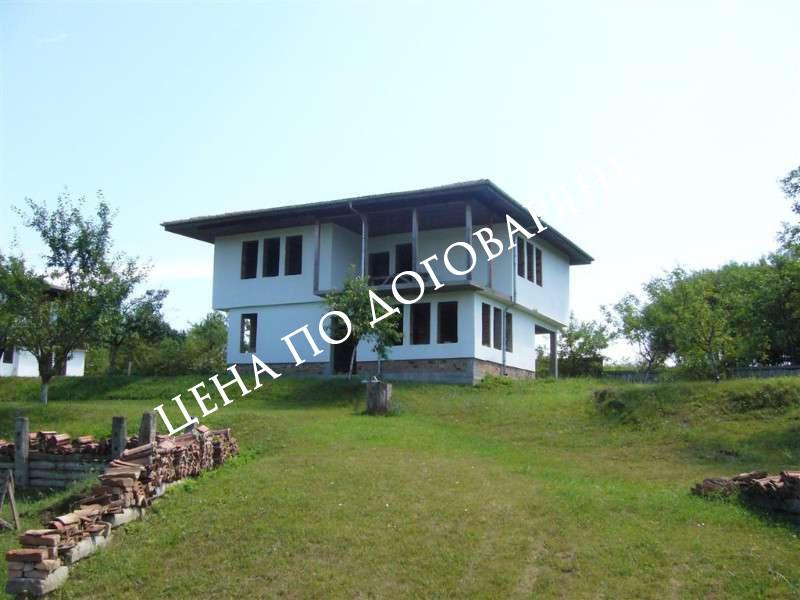 Къща с.Донковци, общ. Елена