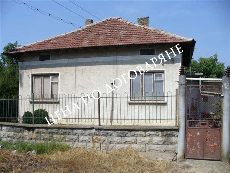Къща с. Гецово, общ.Разград