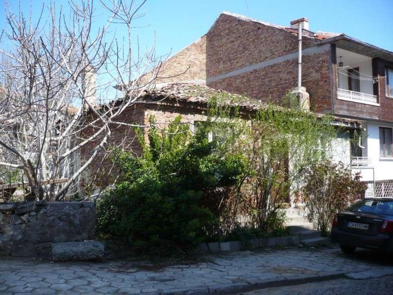 Къща в Созопол Стария град