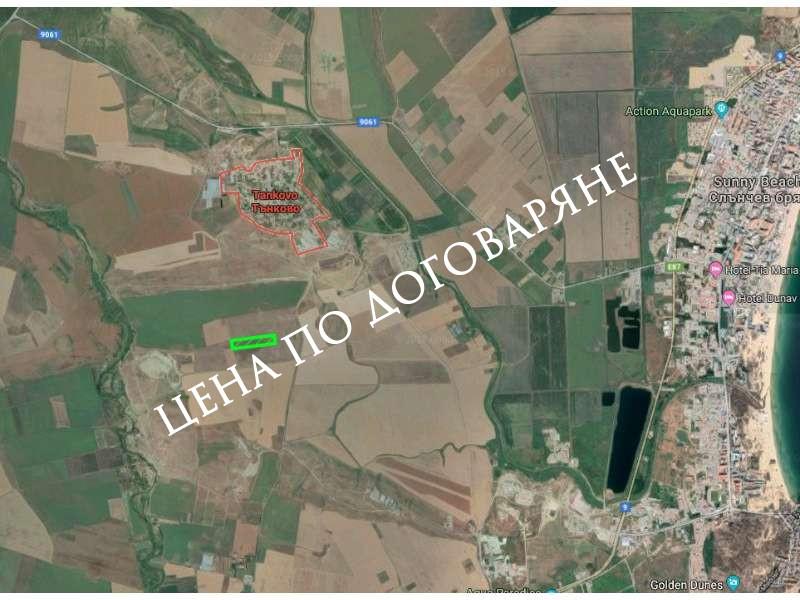 Земеделска земя с.Тънково, общ. Несебър