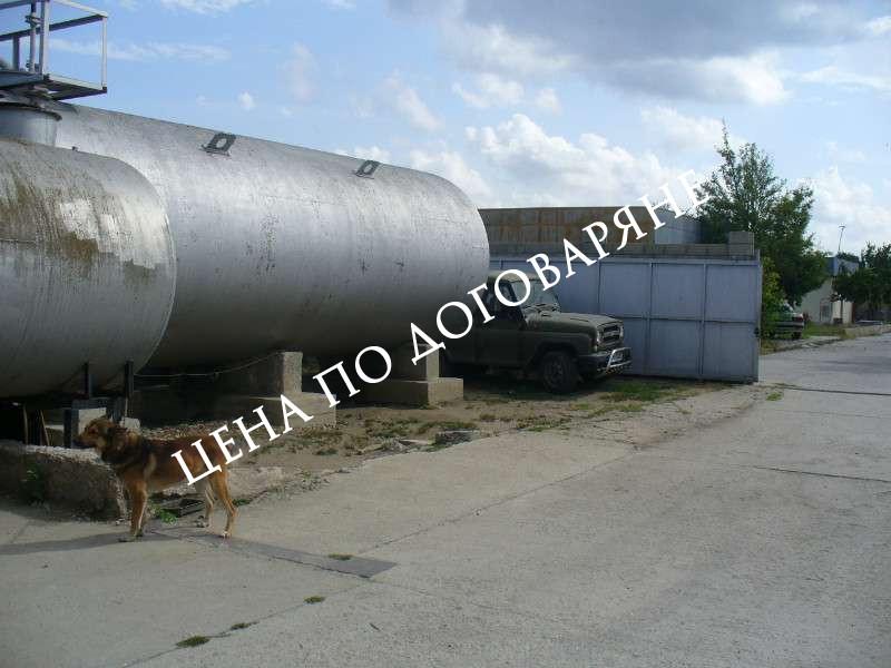 Петролна база с.Езерово, обл. Варна